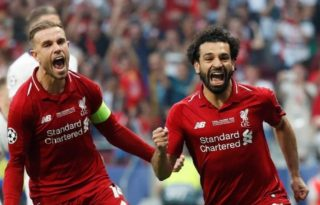 Gol Penalti Salah Satu Kunci Liverpool Juara Liga Champions