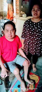 Tiga Tahun Idap Penyakit Aneh, Warga Genteng Kulon Hanya Pasrah