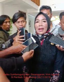 Demi Rakyat Buat Surat Pencabutan IUP PT. BSI Dan DSI, Kades Di Minta Hati-Hati