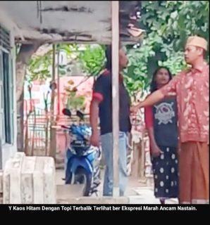 Preman 'Politik' Kampungan Resahkan Warga Gintangan