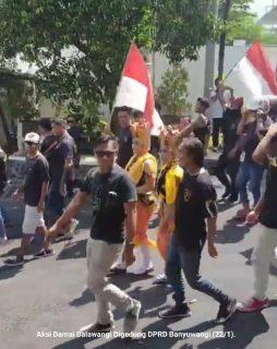 Soal Gandrung Zombie, Dua Anggota Dewan Janji SampaikanProtes Balawangi