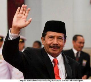 Cara Pandang Dinilai Membahayakan, Jokowi Diminta Pecat Ketua BPIP