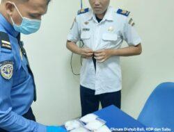 Bawa Ribuan Gram Sabu PNS Dishub Bali Dan Teman Wanitanya Tertangkap Di Bandara