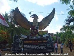 Sejarah Kejam PKI di Cemetuk, 62 Orang Dibantai Dikubur Massal Ditiga Sumur
