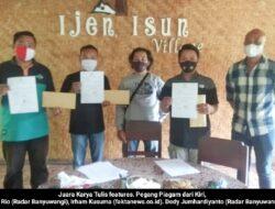 Tiga Wartawan Juara Karya Tulis Featrues Diumumkan, Faktanews.co.id Raih No 2