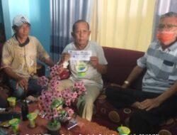 Berkesan Kampanye Calon Bupati, Disempu Bantuan Sembako Partai Digagalkan