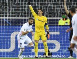 Tertinggal 2 Gol, Madrid Selamat Dari Kekalahan Pada Menit-Menit Akhir