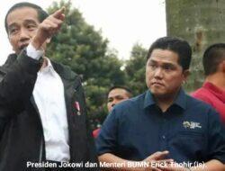 Relawan Jokowi Duduki Jabatan Penting BUMN, Fadli Zon Usul BUMN Diganti BUMR