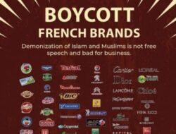 Pemboikotan Produk Prancis Upaya Mengingatkan Kepada Pelaku Penghina Islam dan Nabi Muhammad