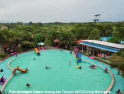Sudah Buka, Cluring Waterpark Jadi Tujuan Traveller