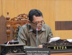 Ketua DPRD Banyuwangi : Pemutakhiran Data Perlu Dilakukan AgarBansos Tepat Sasaran