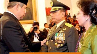Dulu Sempat Dipercaya SBY, Kini Moeldoko Rebut Jabatan AHY