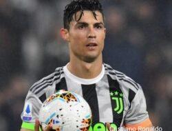 Ronaldo Cetak 770 Gol Lewati Rekor Pele