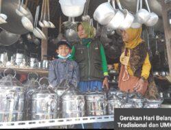 Program Belanja Pasar Tradisional dan UMKM Di Launcing Serentak
