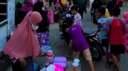 Gerakkan Perekonomian Masyarakat, Karang Taruna Penataban Gelar Pasar Ramadhan Sebulan Penuh