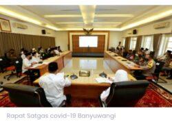 Sholat Idul Fitri Di Banyuwangi Diatur Mengacu Zonasi PPKM