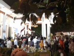 Kerumunan Orang di Ultah Gubernur Disorot, Sekda Akui Sebagai Inisiator