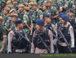 TNI/Polri Tak Gentar Ancaman Teroris KKB Papua Yang Akan Menghabisi TNI/Polri dan Orang Jawa