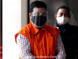 Bantuan Covid-19, Penyuap Eks Mensos Juliari P Batubara Divonis 4 Tahun Penjara