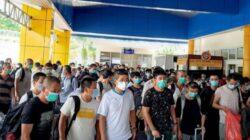 Larangan Ketat Tegas Mudik WNI dan Kabar Puluhan WNA China Datang Ke Indonesia