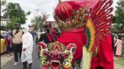 2 Syawal, Ritual Rutin Desa Kemiren Usir Pagebluk