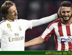 Atletico dan Madrid Berebut Pekan Penentu Juara Liga Spanyol 2020-21