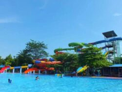 Hairos Water Park Sumut Lakukan Pembatasan Pengunjung Wisata