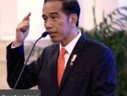 Jokowi Berpendapat Soal 75 Pegawai KPK Yang Tidak Lulus TWK Sebagai ASN
