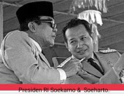 Hari Ini Tepat 23 Tahun Pengunduran Diri Soeharto, Cendana Jadi Penonton Perubahan Dinamika Politik