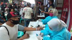 Vaksinasi Hari Ini Geser ke Pasar Daerah Genteng II