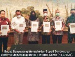 Pembahasan Batas Wilayah Sudah Final, Bondowoso dan Banyuwangi BisaBersama Mendorong Kemajuan Wisata Kawah Ijen