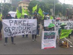 Warga Pakel Demo Gaduk Jakarta, Njaluk Pemerintah Ngerteni Hak Tanah