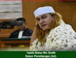 Habib Bahar Dihukum 3 Bulan Penjara Dalam Kasus Pemukulan Kepada Sopir Yang Menggoda Istrinya
