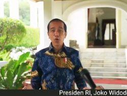 "Presiden Jokowi Tanggapi Biasa Kritik ""The King of Lip Service"" BEM UI"