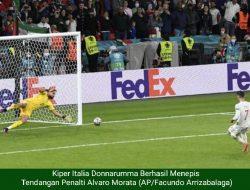 Morata dan Daniel Olmo Jadi Penentu, Berikut Drama Adu Penalti Spanyol Vs Italia