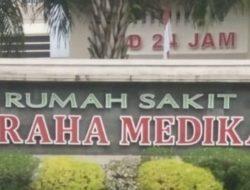 Di RS Graha Medika Pasien Positif Covid-19 Meninggal, Dibiarkan Dibawa Pulang Dikubur Tanpa Prokes