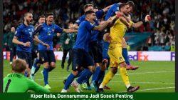 Main di Kandang Sendiri, Inggris Gagal Juara Euro 2020 Dikalahkan Italia
