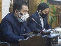 Menyimak Rapat Paripurna DPRD Banyuwangi Mendengar Jawaban Bupati Terkait PU Fraksi-Fraksi