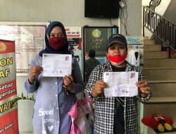"""Dua WB Rutan Perempuan Medan """"Merdeka"""" Pada HUT ke 76 RI"""