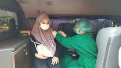 Jokowi Pantau BIN Sumut Bantu Vaksinasi Pelajar