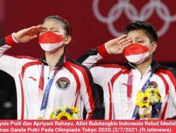 Raihan Medali Indonesia Di Olimpiade Tokyo 2020 Lebih Baik Dari Olimpiade 2016 Lalu