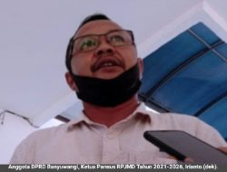 Agar Raperda RPJMD Tahun 2021-2026 Pro Rakyat, DPRD Banyuwangi Minta Masukan Elemen Masyarakat