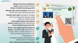 Panduan Riko Ngurus Kartu Nikah Digital