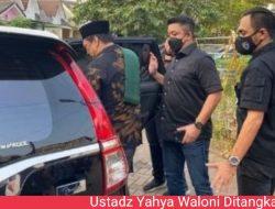 Penampakan Ustadz Yahya Waloni Mantan Pendeta Yang Ditangkap Diduga Menghina Agama Kristen