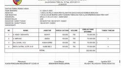 Didepan Anggota DPRD, Bupati Jember Kembali Tegaskan Uang Honor Pemakaman Jenazah Covid-19 Rp 282 Juta Dikembalikan