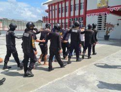 8 Napi Bandar Narkoba Jawa Barat Dikirim ke Nusakambangan