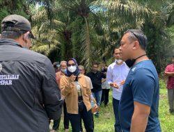 400 Hektar Tanah Milik 200 Petani Diduga Diserobot PTPN V
