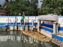 Dinas Pengairan Himbau Masyarakat Tak Buang Sampah Di Sungai