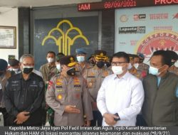 41 Orang WBP Tewas Dalam Kebakaran LP Tangerang, Penyebab Kebakaran Masih Dalam Penyelidikan