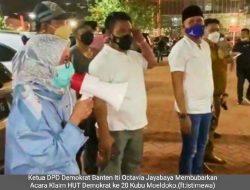 Wanita Gigih Dalam Pembubaran Paksa Klaim Acara Hut PD Kubu Moeldoko Diharap Jadi Inspirasi